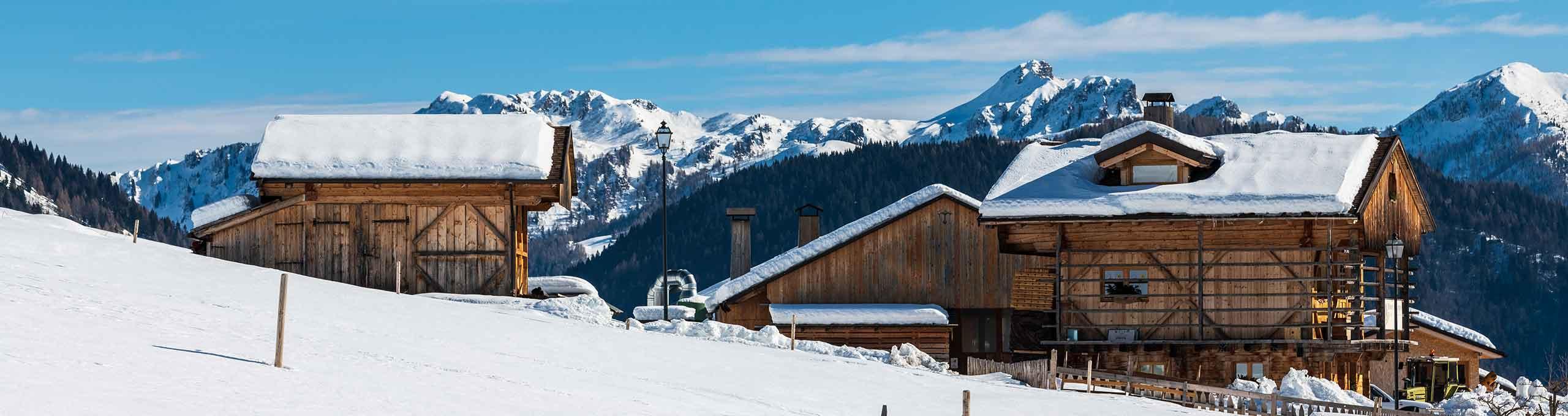 Sauris, Udine, Alpi Carniche