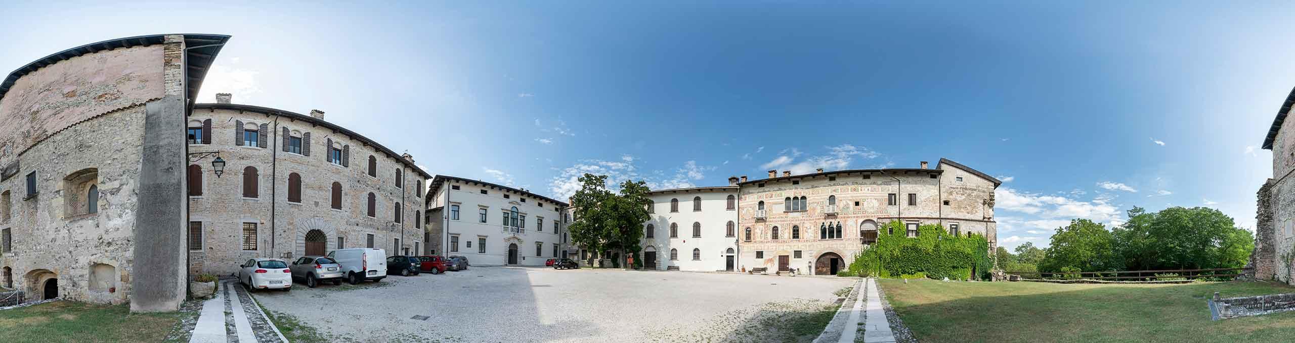 Castello di Spilimbergo, Pordenone e dintorni