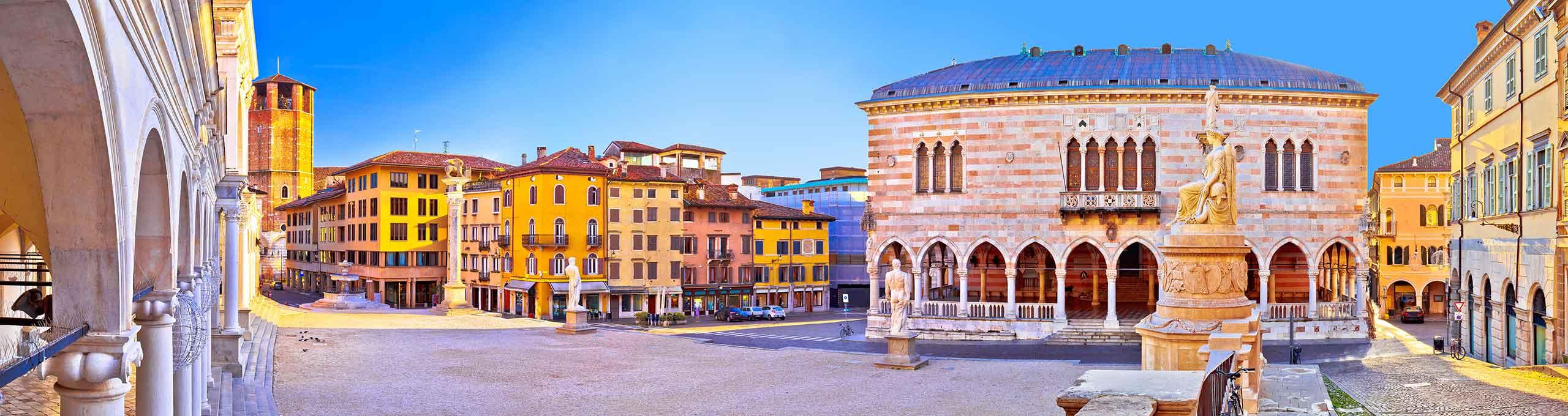 Udine. Piazza Libertà