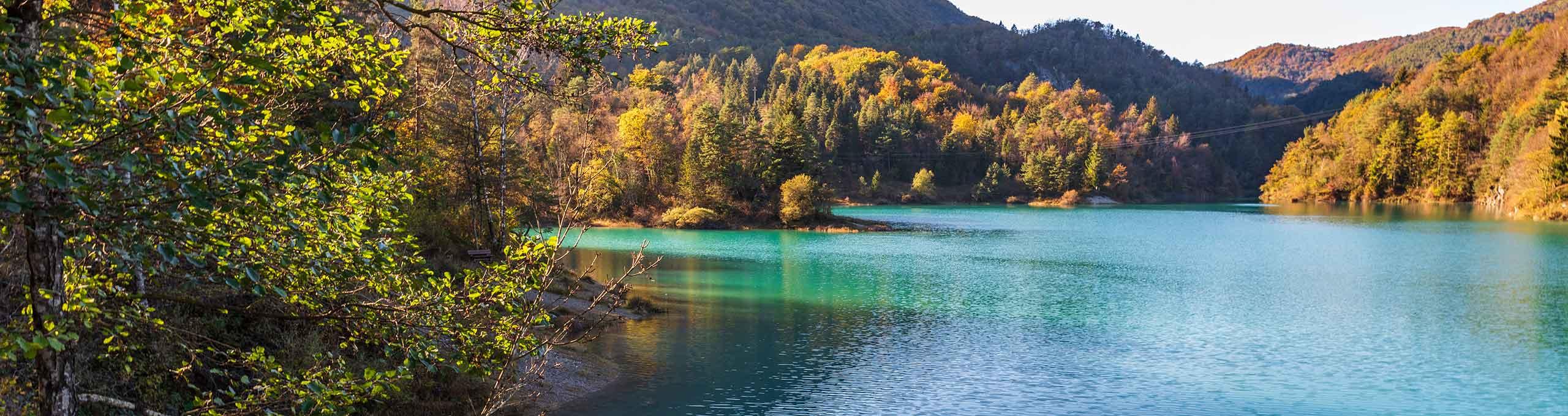 Lago di Verzegnis, Carnia