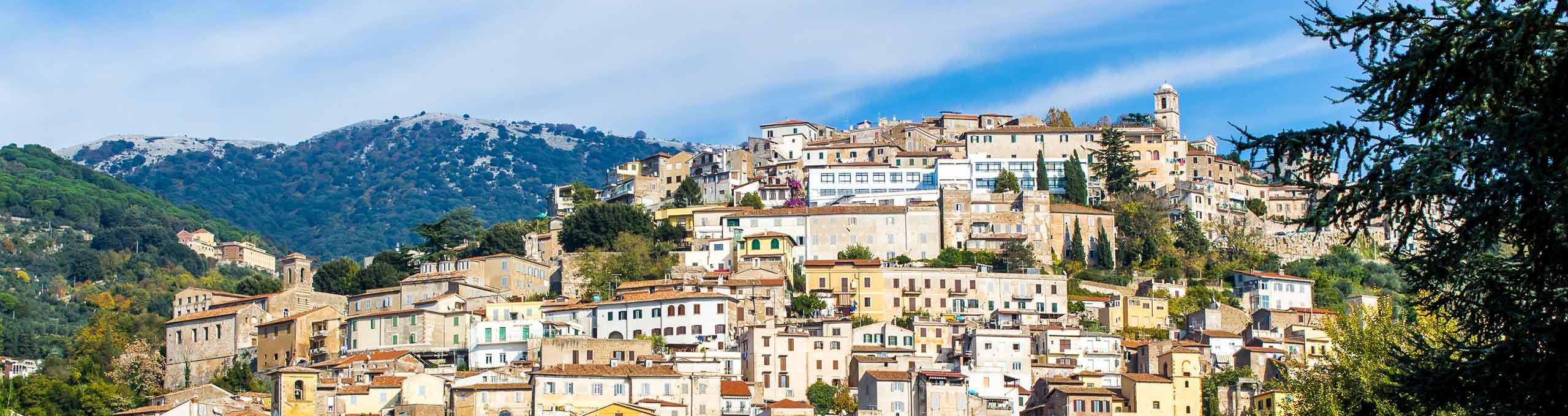 Cori, Riviera di Ulisse, Lazio