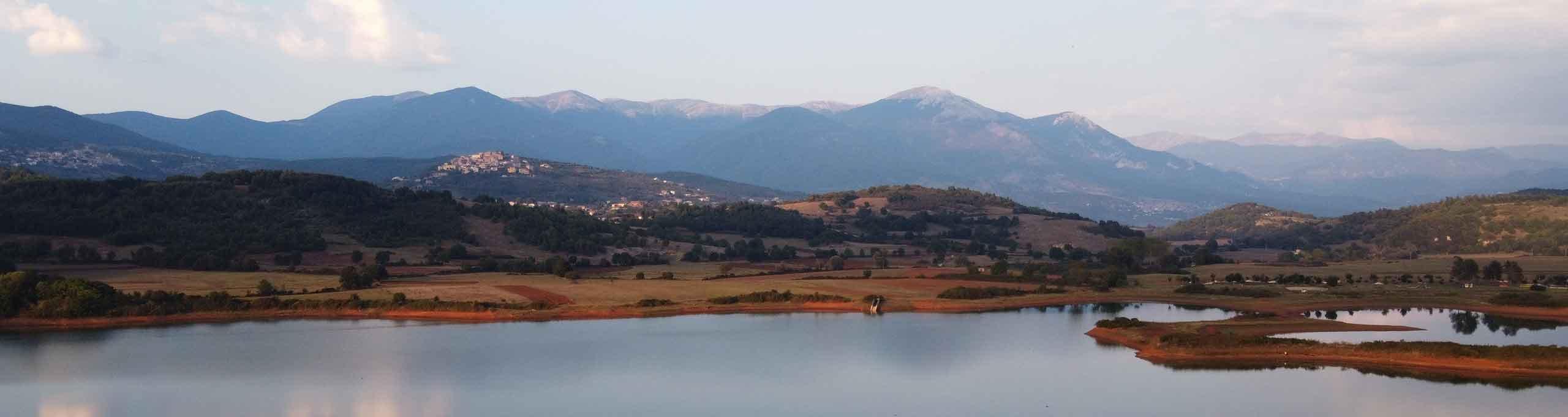 Ferentino, Ciociaria, riserva naturale del Lago di Canterno