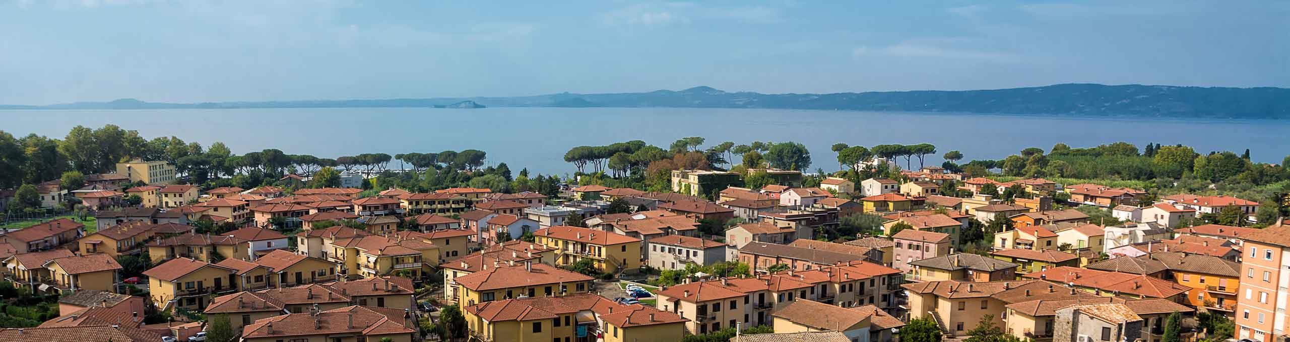 Lago di Bolsena, Lazio