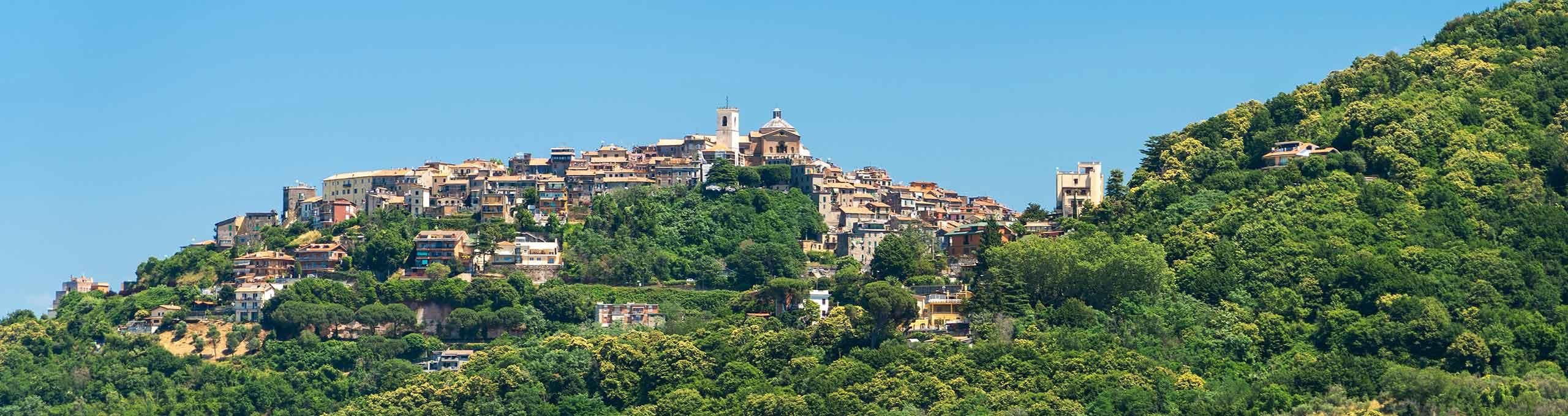 Monte Compatri, Castelli Romani