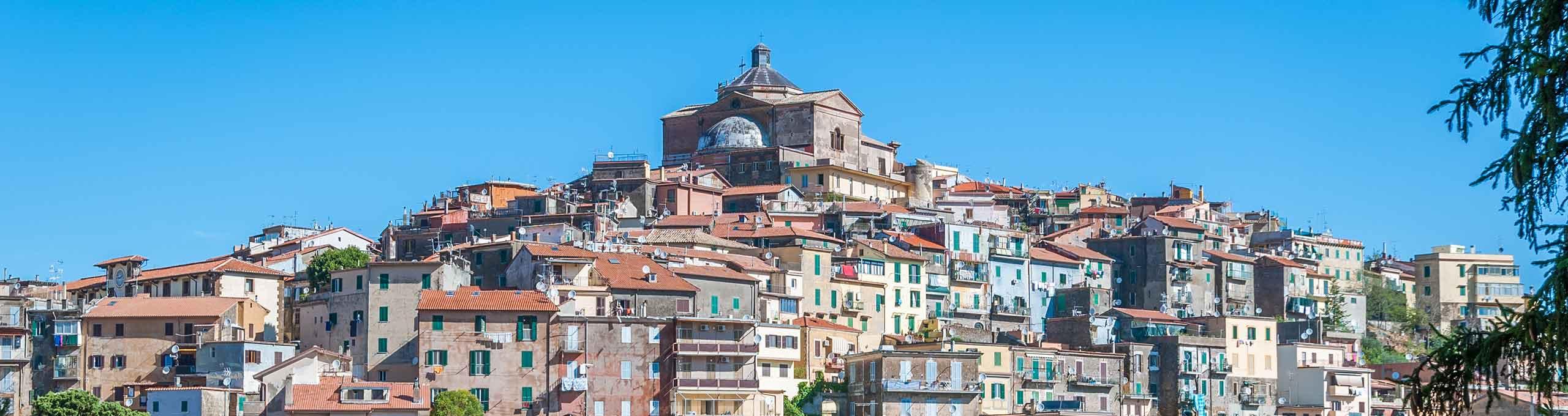 Monte Porzio, Castelli Romani