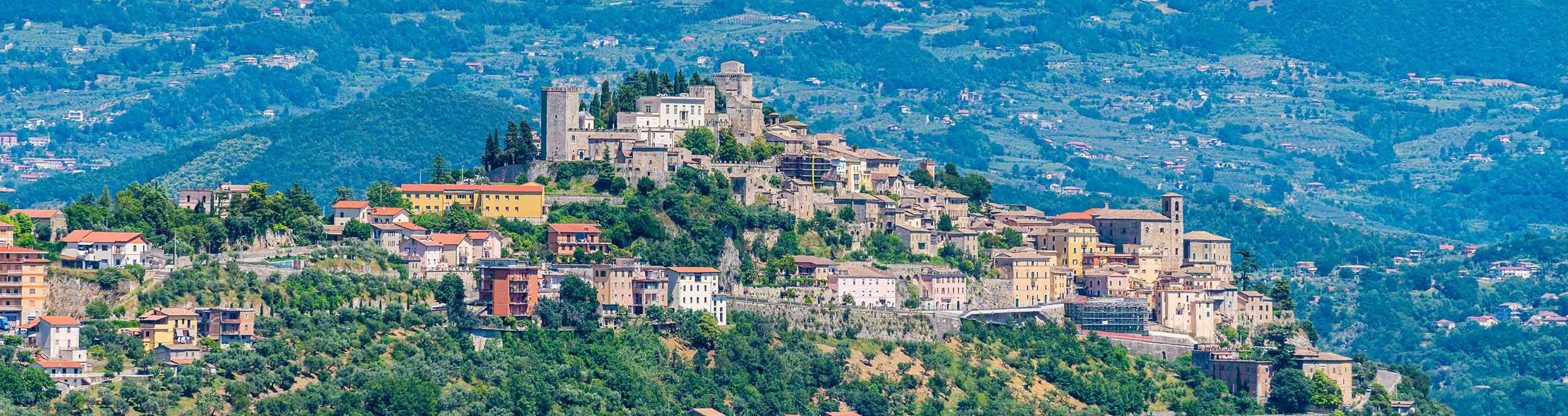 Monte San Giovanni, Ciociaria