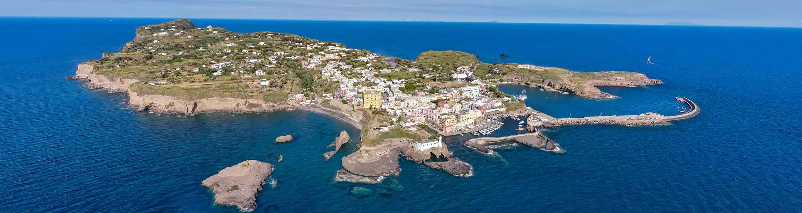 Isola di Ventotene, Latina