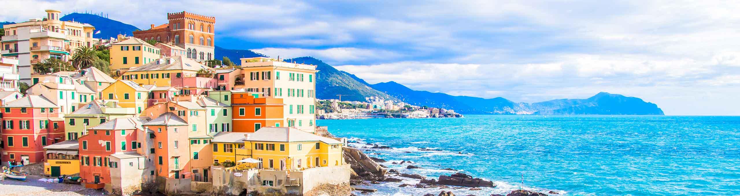 Genova, Boccadesse
