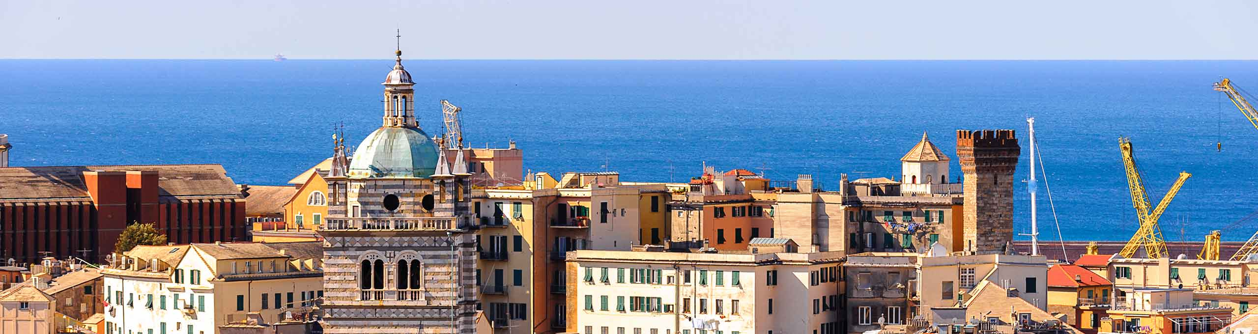 Genova, porto vecchio