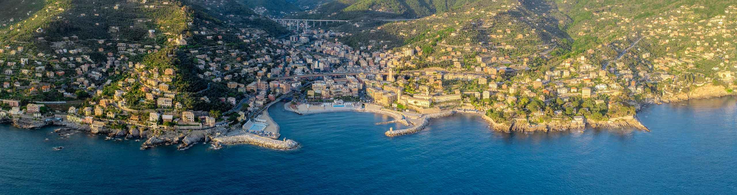 Recco, Golfo Paradiso, Liguria