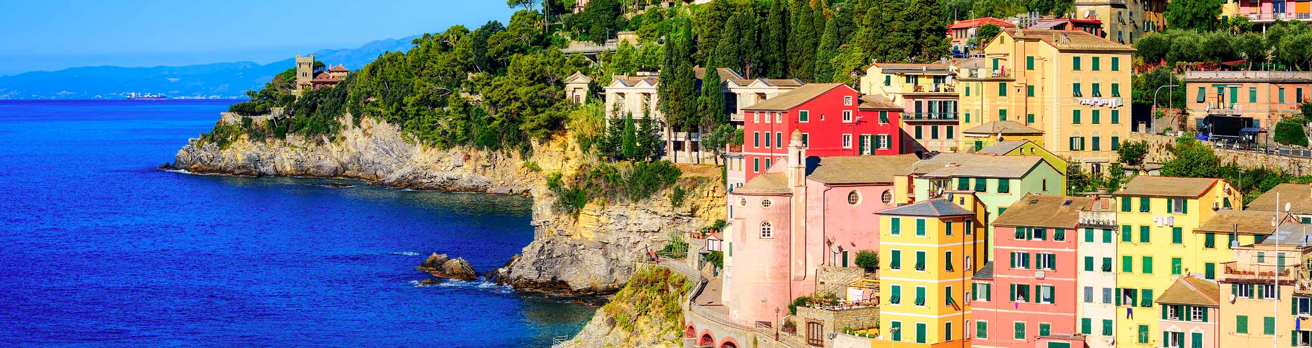 Sori, Golfo Paradiso, Liguria
