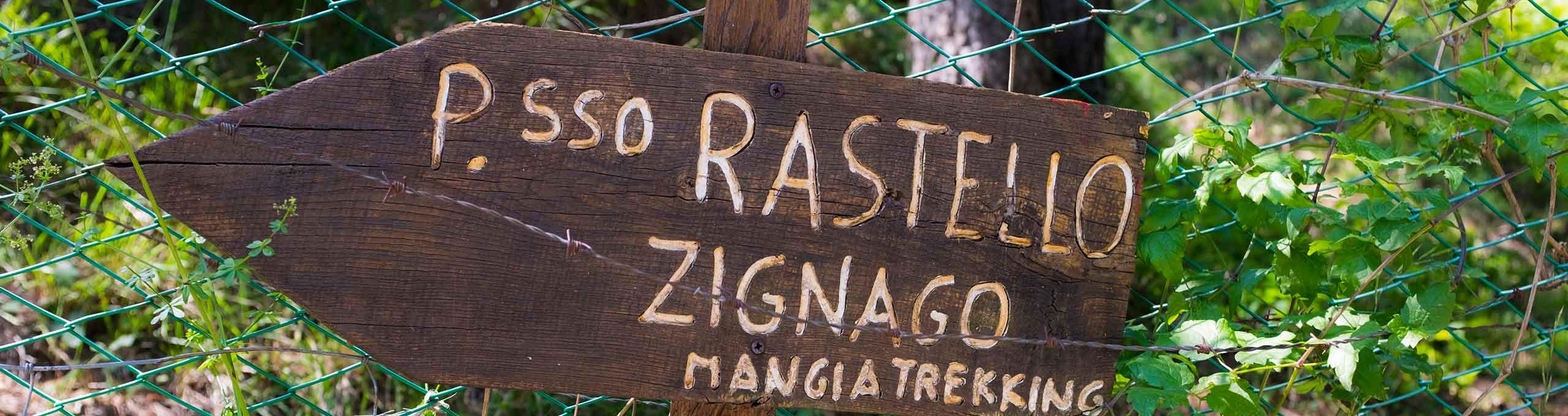 Zignago, Val di Vara