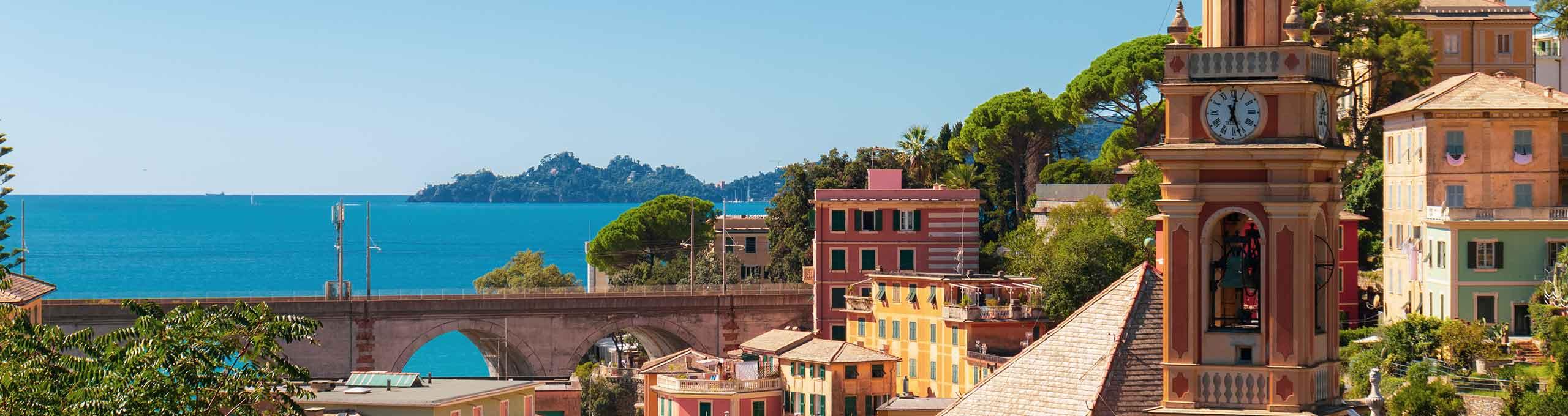 Zoagli, Golfo del Tigullio, Liguria