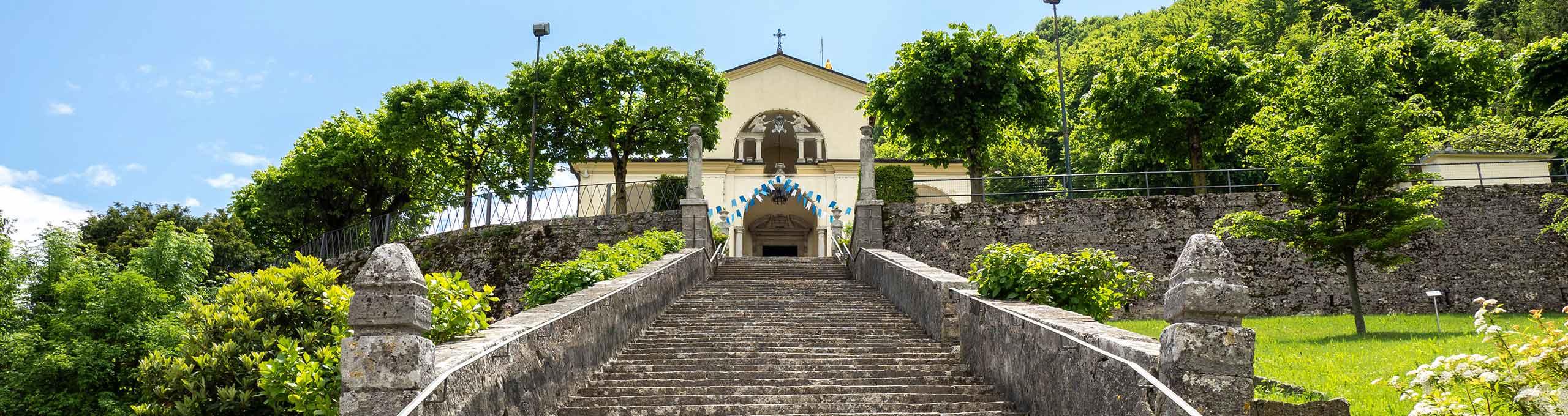 Albino, Valseriana,  Santuario della Beata Vergine del monte Altino