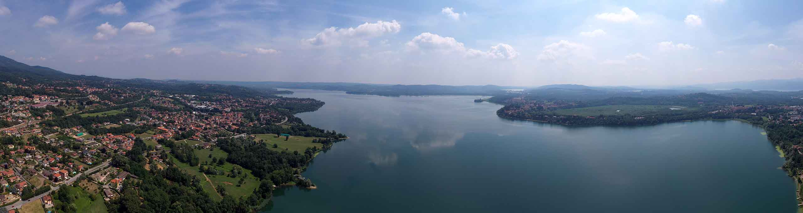 Biandronno, Lago di Varese