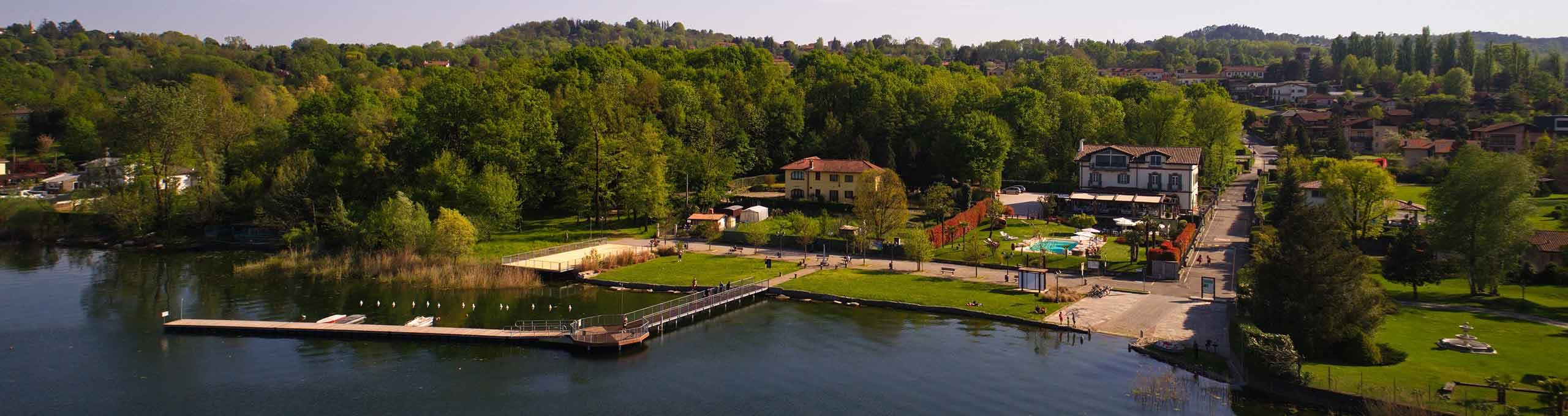 Bodio Lomnago, Lago di Varese