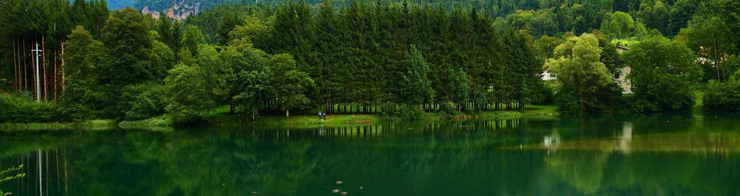 Brenna, Val Brembana, Lago di Lenna