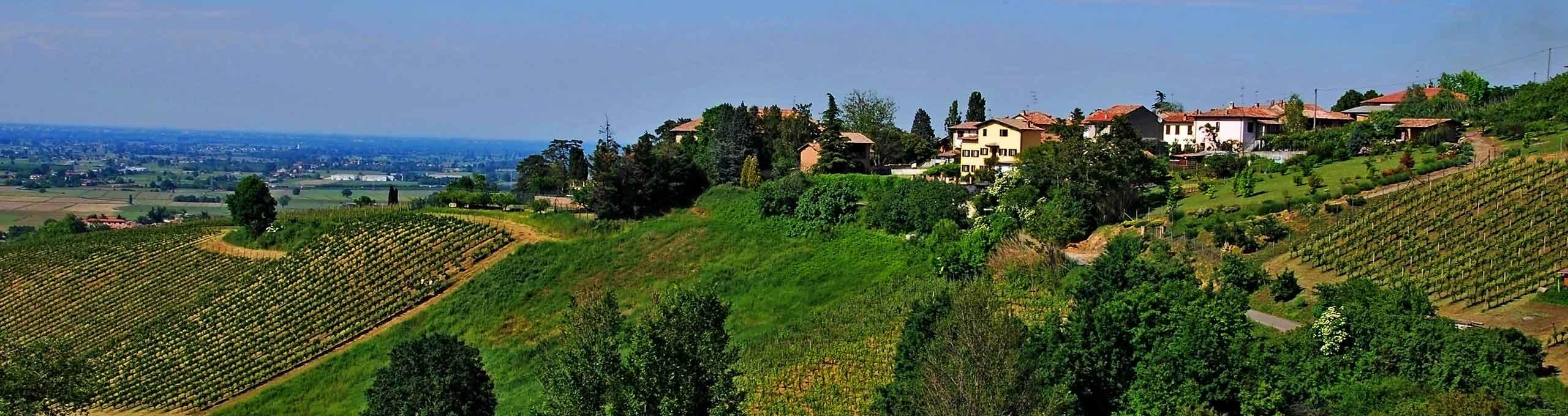 Casteggio, Oltrepò Pavese
