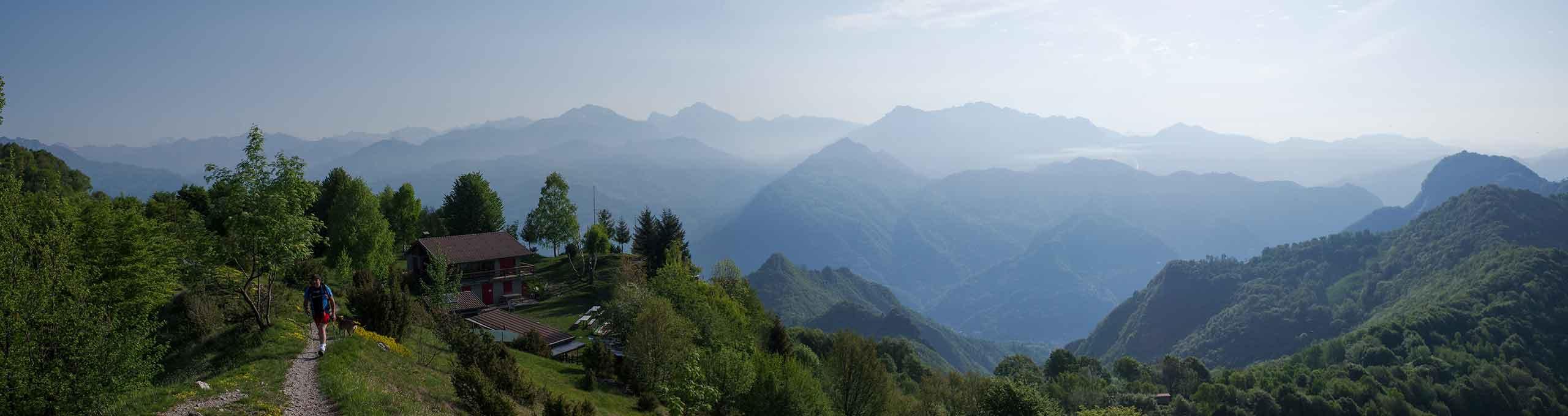Brembilla, Val Brembana, borgo di Catremerio