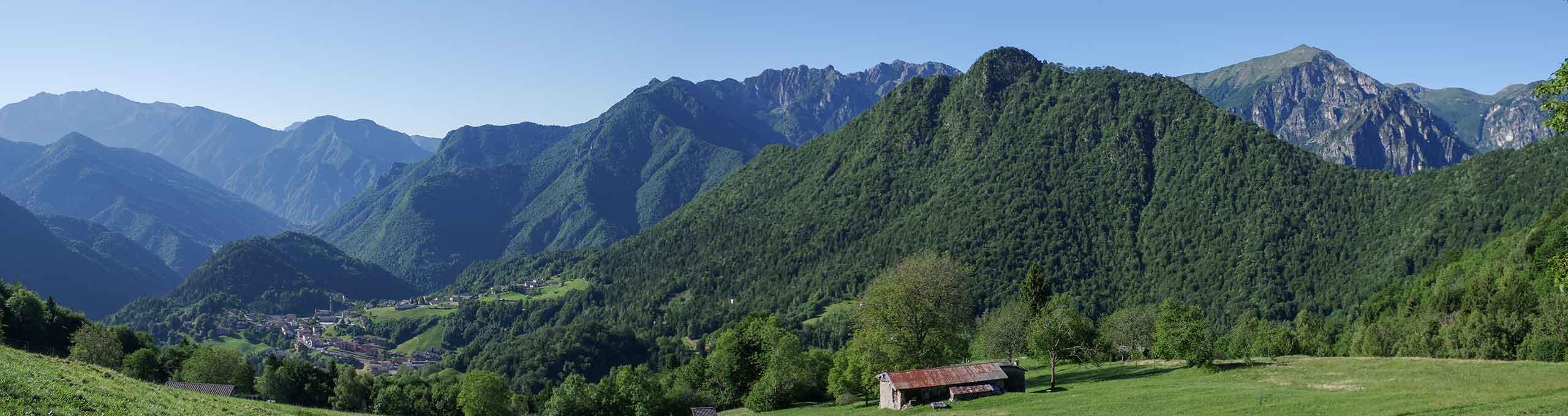 Cusio, Val Brembana