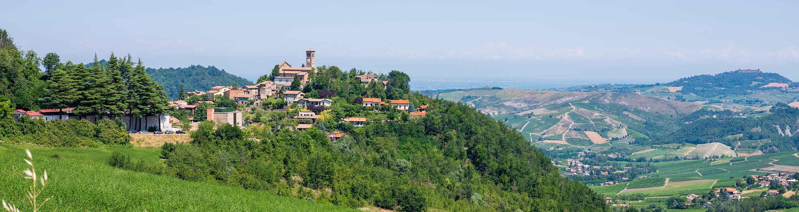 Fortunago, Oltrepò Pavese