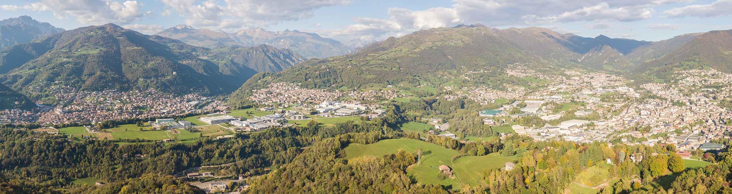 Gandino, Valseriana