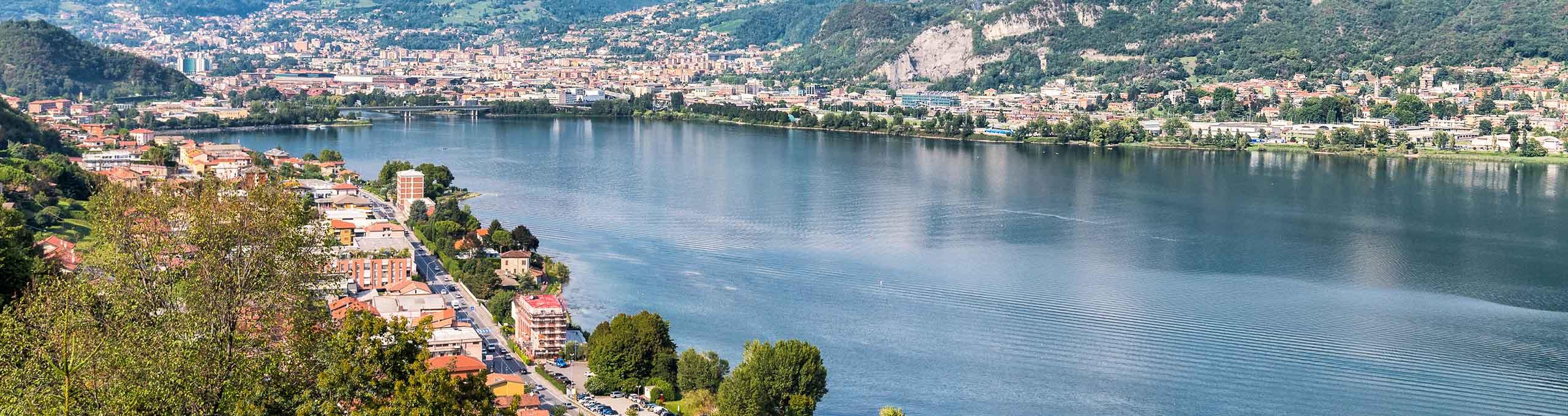 Garlate, Lago di Como, Lecco