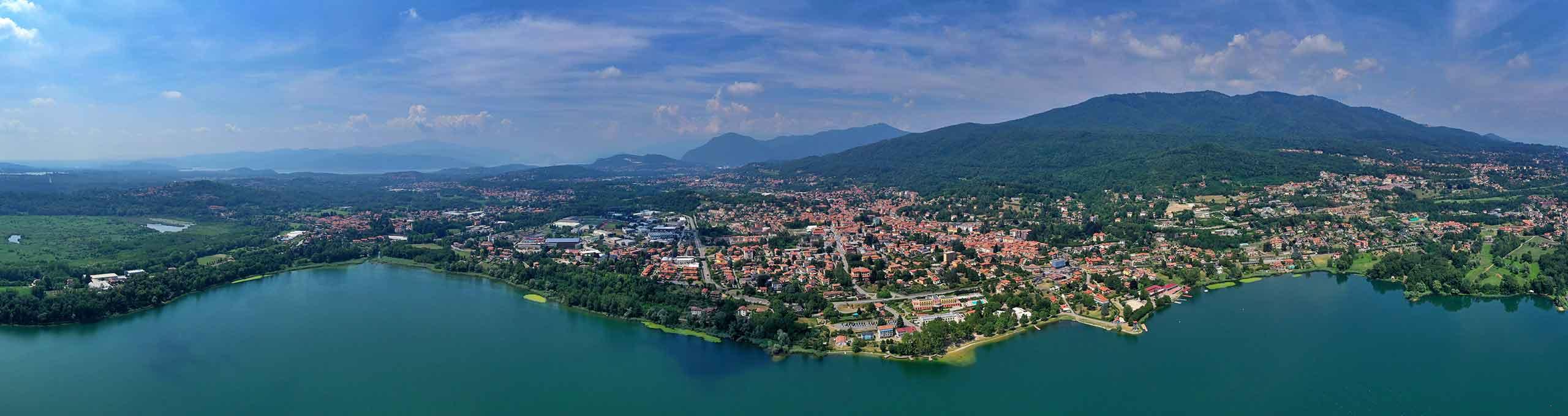 Gavirate, Lago di Varese