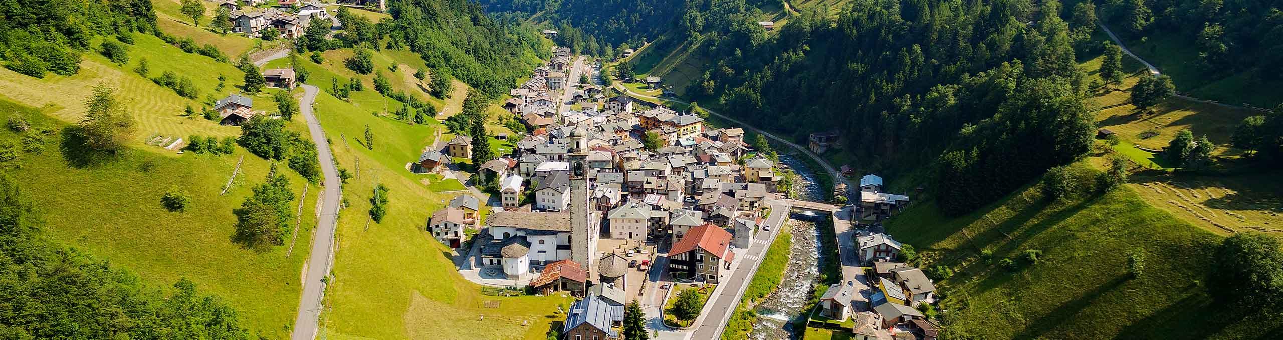 Gerola Alta, Valtellina