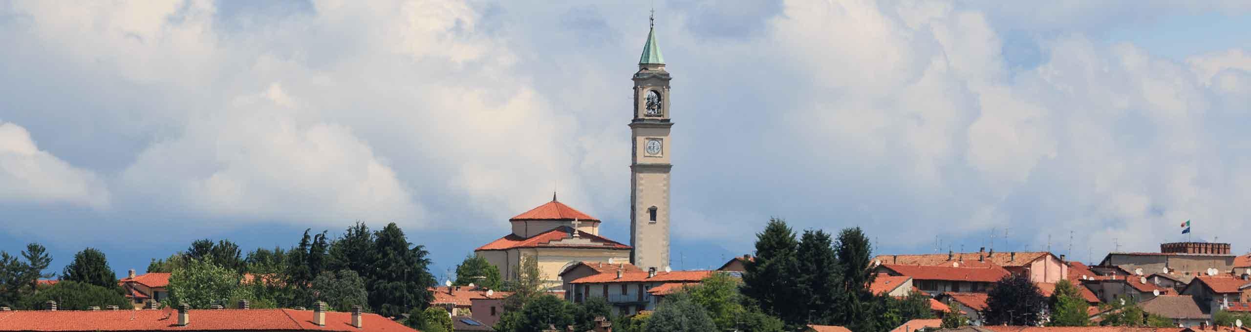 Guanzate, Lago di Como