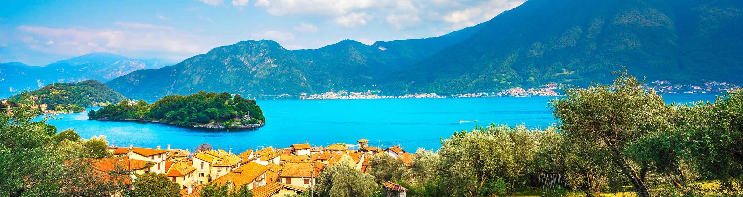 Lago di Como, Isola Comacina