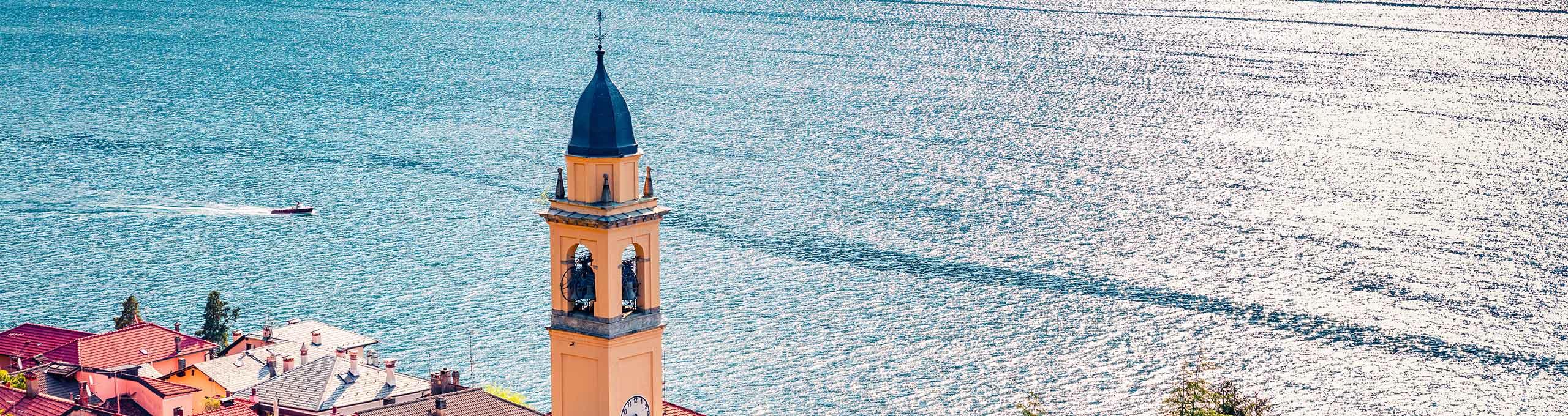 Laglio, Lago di Como, Chiesa di San Giorgio
