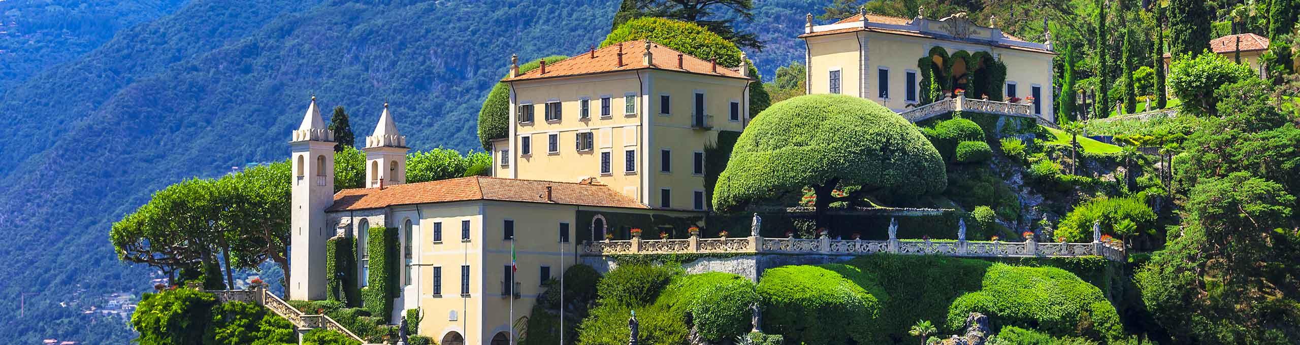 Lenno, Villa del Balbianello, bene Fai