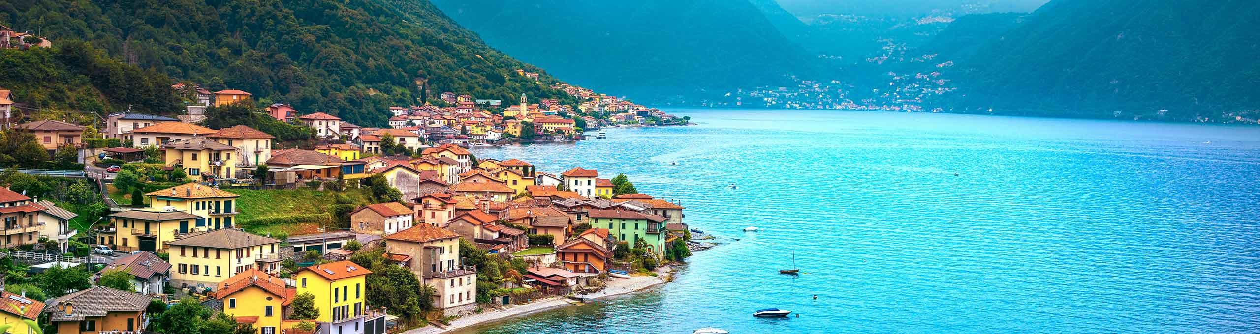 Lezzeno, Lago di Como