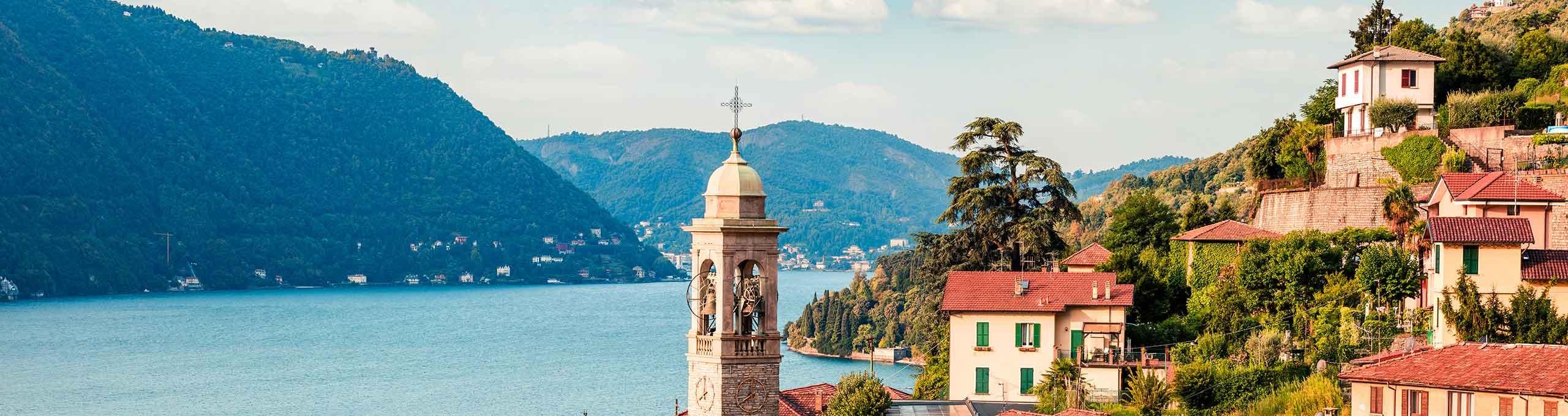 Moltrasio, Lago di Como