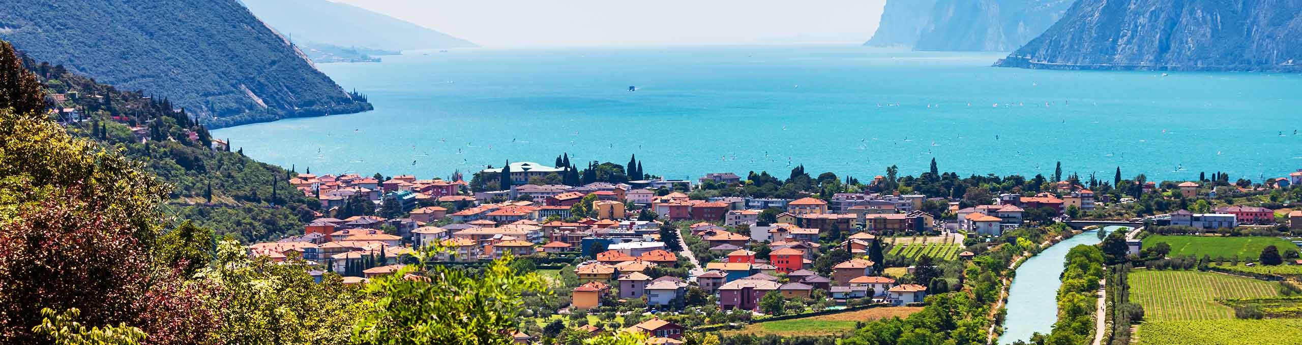 Nago Torbole, Lago di Garda