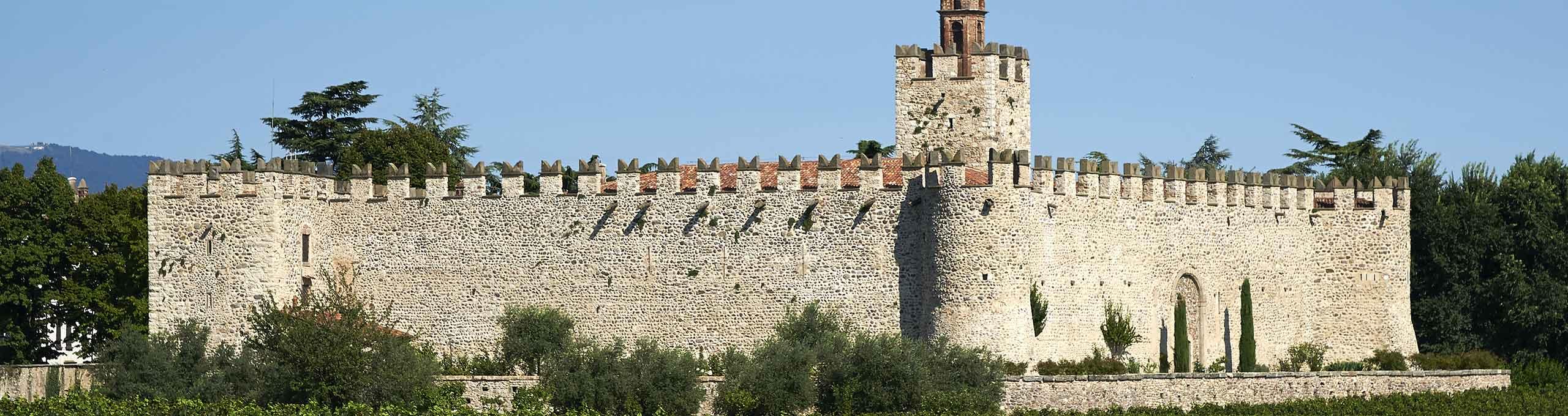 Passirano, Franciacorta, castello medievale