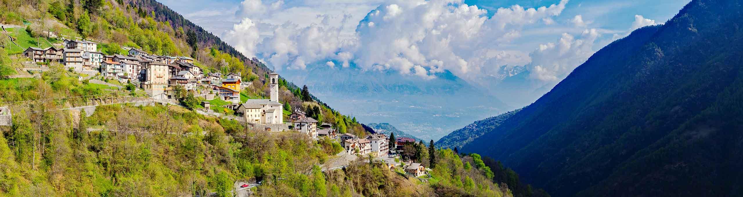 Pedesina, Valtellina