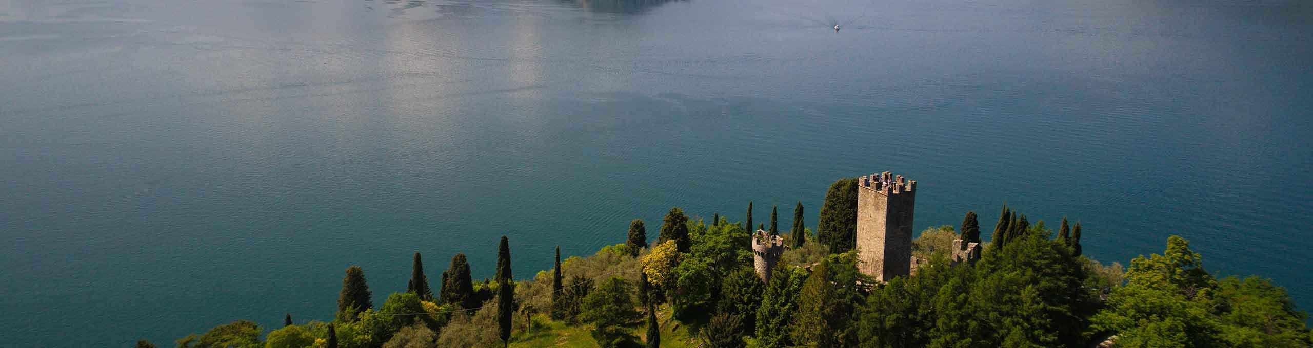 Perledo, Lago di Como, Castello di Vezio