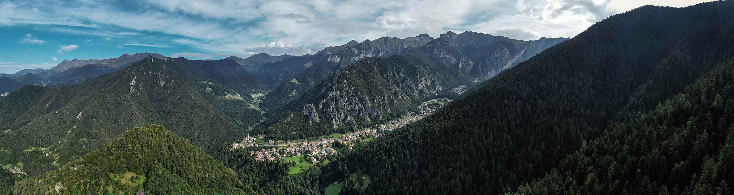 Piazzatorre, Val Brembana