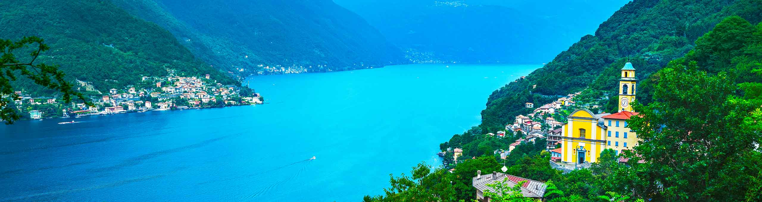 Pognana Lario, Lago di Como