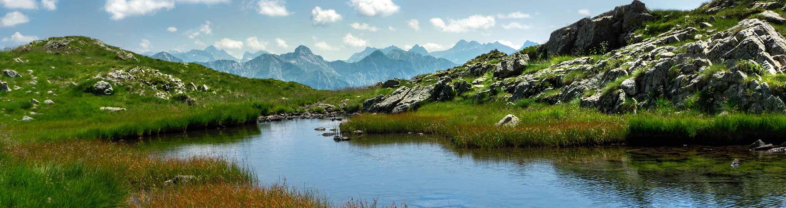 Ponteranica, Val Brembana, Lago di Ponteranica