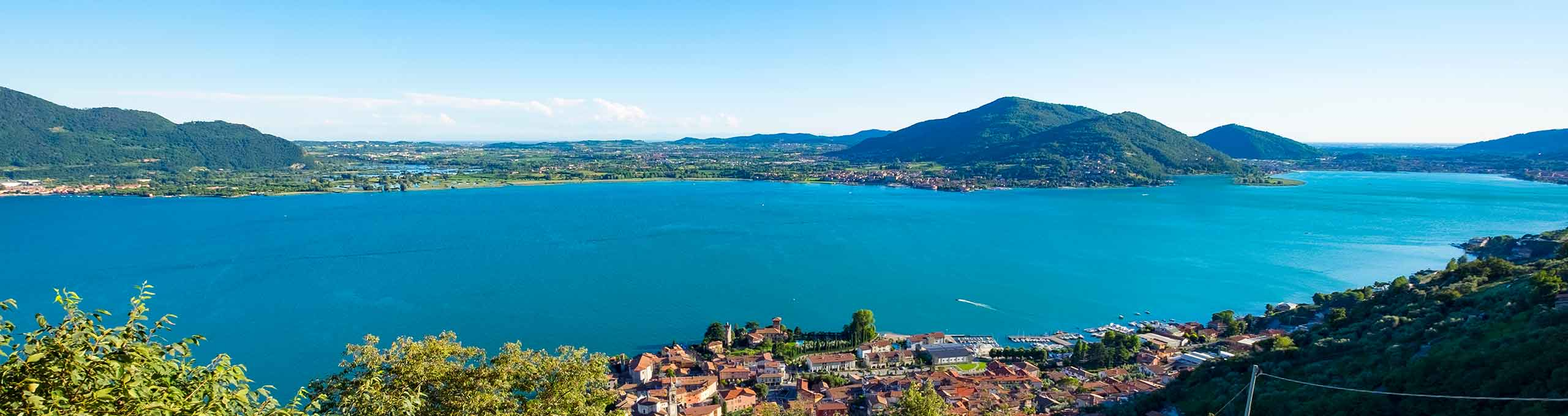 Predore, Lago D'Iseo
