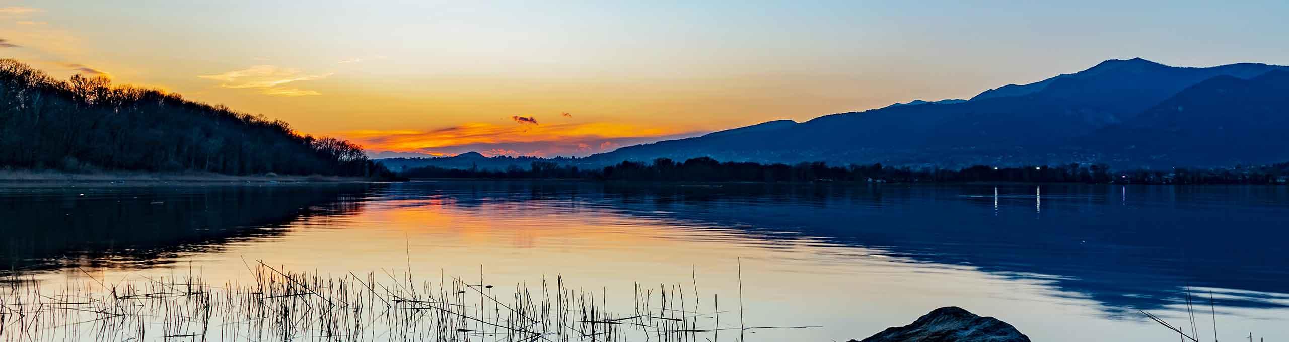 Rogeno, Lago di Como