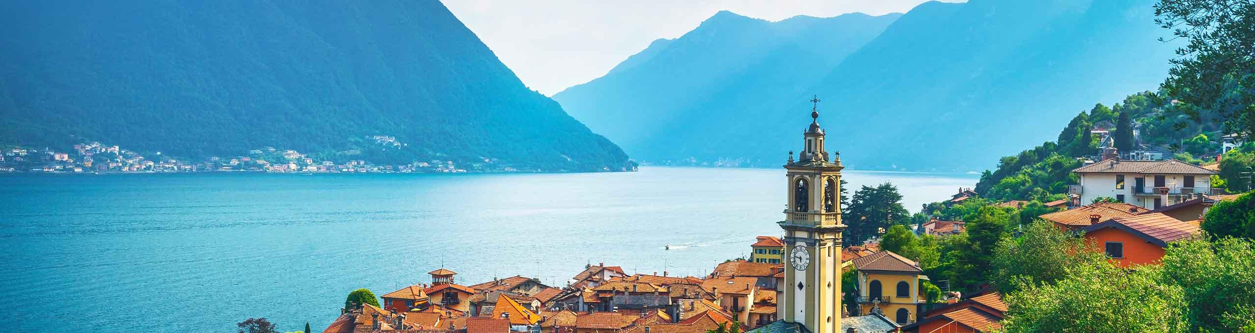Sala Comacina, Lago di Como