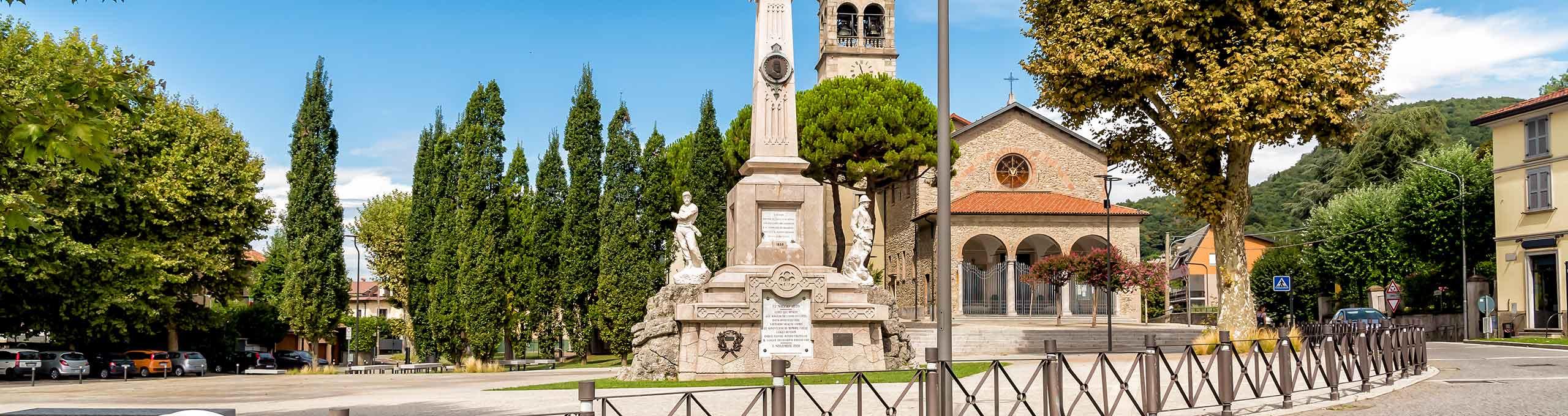 San Fermo della Battaglia, Lago di Como