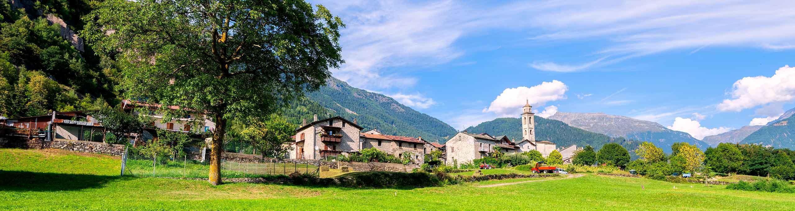 Sondalo, Alta Valtellina