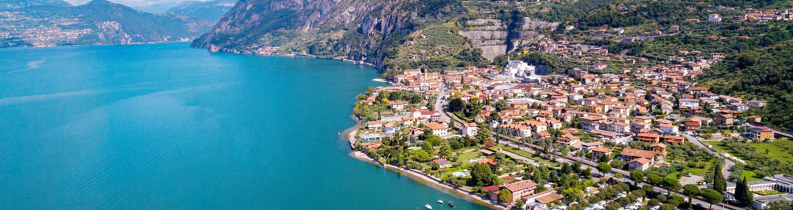Sulzano, Lago D'Iseo
