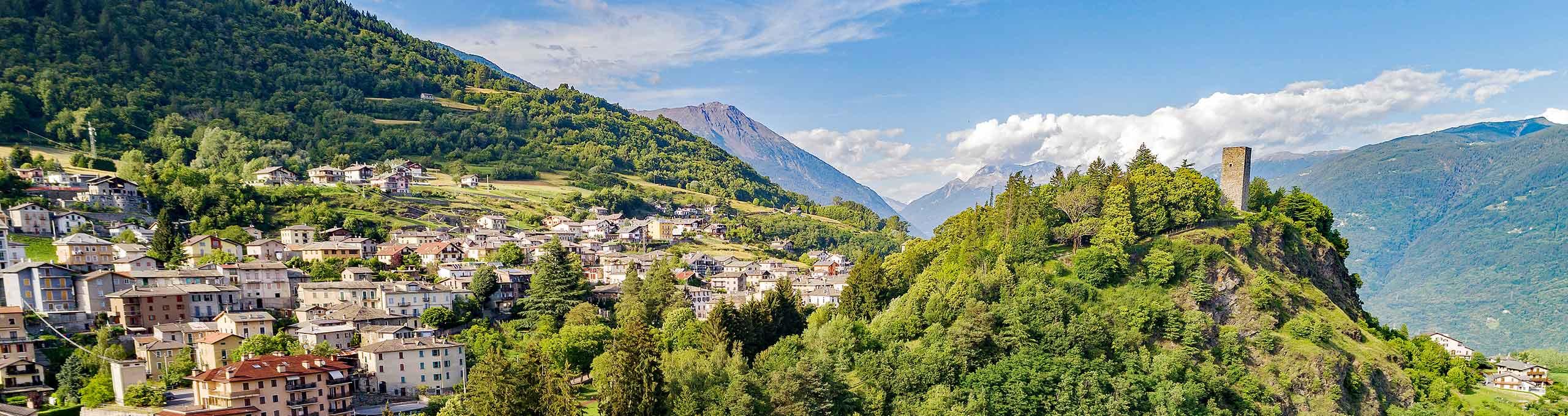 Teglio, Valtellina