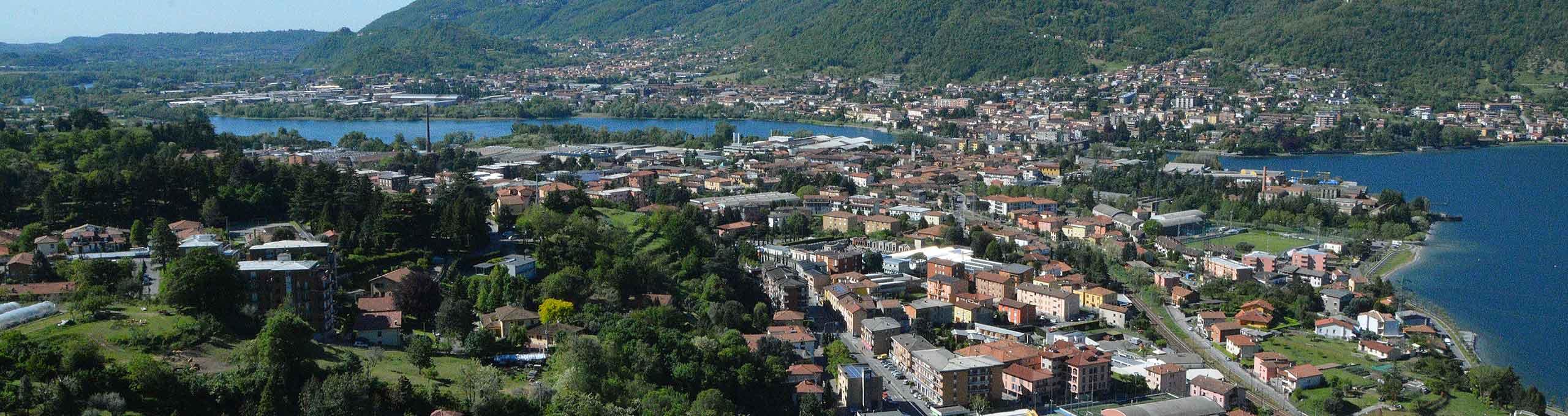 Vercurago, Lago di Como